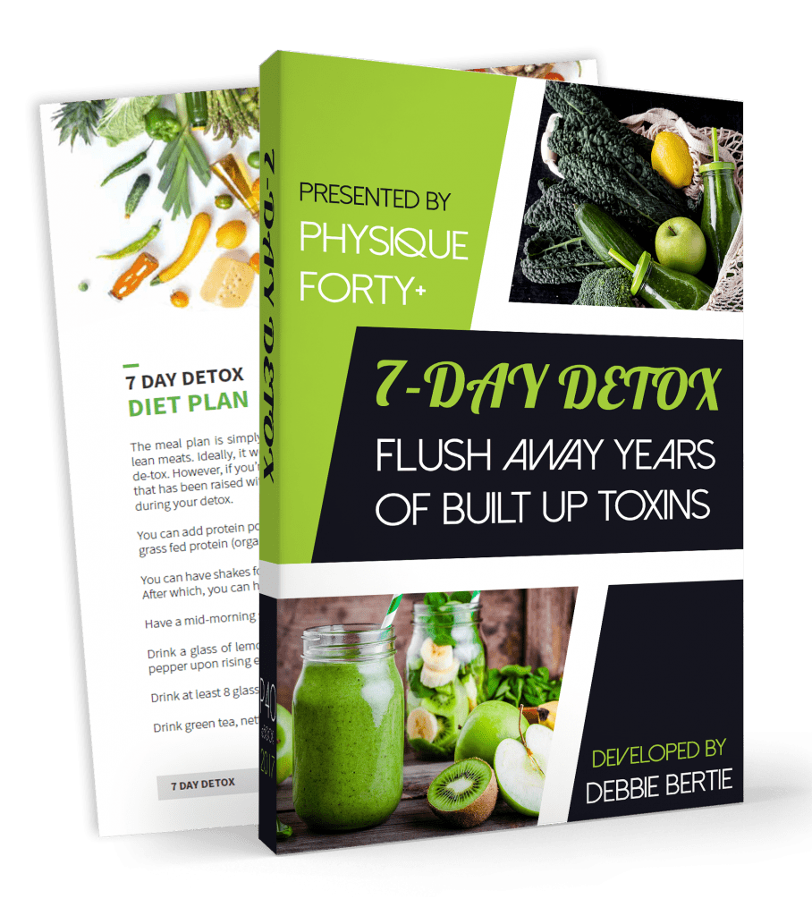 7-Day Detox – Physique Forty
